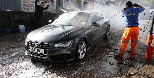 Car Wash starting from £9.99