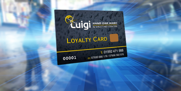Collect loyalty points for a FREE Service